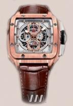 wristwatch Evosquare-50 Chrono Red Gold