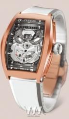 wristwatch Cvstos Rebelle Twin-Time Tonneau Steel