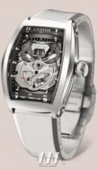wristwatch Cvstos Rebelle Twin-Time Tonneau Steell