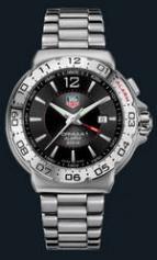 wristwatch Formula 1 Alarm (SS / Black / SS)