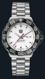 wristwatch Formula 1 (SS / White / SS)