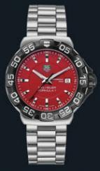 wristwatch Formula 1 (SS / Red / SS)