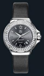 wristwatch Formula 1 Glamour Diamonds (SS-Diamonds / Grey / Strap)