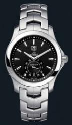 wristwatch Link Automatic (SS / Black / SS)