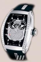 wristwatch Re-Bellion black diamond