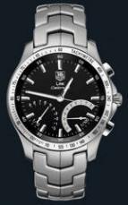 wristwatch Link Calibre S (SS / Black / SS)