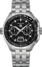 wristwatch Mercedes-Benz SLR (SS / Black / SS)