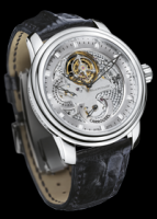 wristwatch Carrousel Volant Une Minute