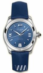 wristwatch Glashutte Original Lady Serenade (SS Blue Satin)