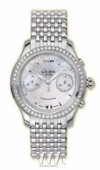 wristwatch Glashutte Original Lady Serenade Chronograph (SS_Diamonds MOP SS)