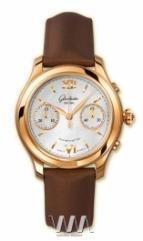 wristwatch Glashutte Original Lady Serenade Chronograph (RG MOP Satin)