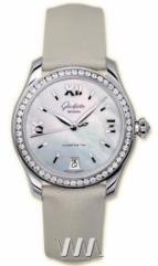 wristwatch Glashutte Original Lady Serenade (SS_Diamonds MOP Satin)