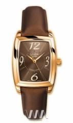 wristwatch Glashutte Original Lady Serenade Karree (RG Brown Satin)
