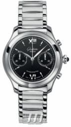 wristwatch Glashutte Original Lady Serenade Chronograph Steel Bezel on Bracelet