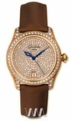 wristwatch Glashutte Original Lady Serenade Pavee (RG_Diamonds Satin)