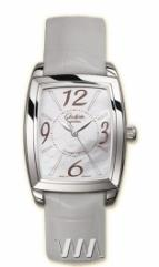 wristwatch Glashutte Original Lady Serenade Karree (SS MOP Leather)