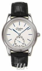 wristwatch Glashutte Original 1878 Limited Edition (WG / Silver / Leather)