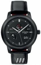 wristwatch Glashutte Original Senator Perpetual Calendar Black Ceramic