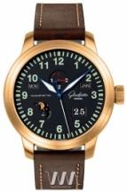 wristwatch Glashutte Original Senator Navigator Perpetual Calendar Rose Gold