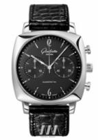 wristwatch Glashutte Original Senator Sixties Square Chronograph