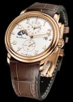 wristwatch Leman GMT