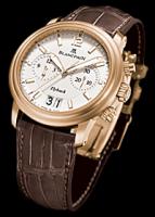 wristwatch Leman Flyback chrono