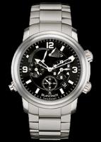 wristwatch Leman Alarm watch