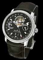 wristwatch Leman Tourbillon