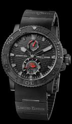 wristwatch Black Ocean