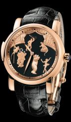 wristwatch Circus Minute Repeater