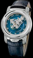 wristwatch Freak 28'800 V/h Diamond Heart