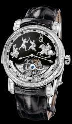 wristwatch Genghis Khan Haute Joaillerie