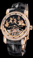 wristwatch Ulysse Nardin Genghis Khan Haute Joaillerie