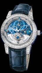 wristwatch Ulysse Nardin Royal Blue Tourbillon Haute Joaillerie