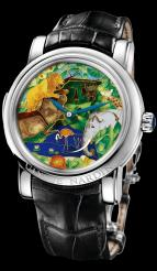wristwatch Ulysse Nardin Safari Jaquemarts Minute Repeater