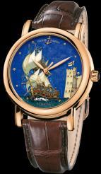 wristwatch Ulysse Nardin San Marco Cloisonné