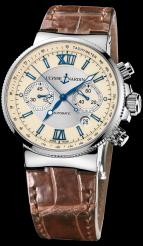 wristwatch Maxi Marine Chronograph