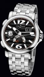 wristwatch Dual Time 42 mm