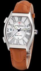 wristwatch Michelangelo Gigante UTC Dual Time