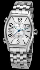 wristwatch Michelangelo UTC Dual Time