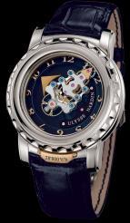 wristwatch Freak 28'800 V/h