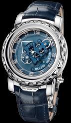 wristwatch Freak Blue Phantom