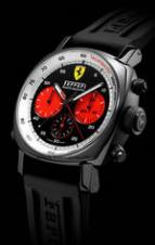 wristwatch Ferrari Rattrapante Red Counters