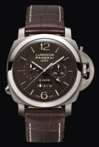 wristwatch Luminor 1950 Chrono Monopulsante 8 days GMT