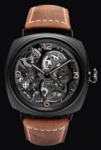 wristwatch Lo Scienziato Radiomir Tourbillon GMT