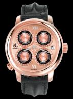 wristwatch World GMT