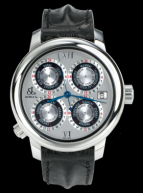 wristwatch World GMT