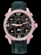 wristwatch Five Time Zone