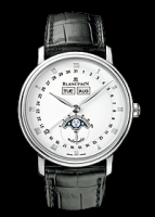 wristwatch Villeret Moon phase