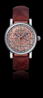 wristwatch details CK ASTROLABIUM